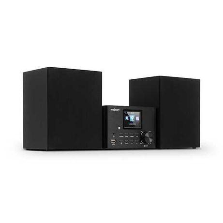 Wieża stereo radio internetowe DAB+/FM CD BT USB Streamo OneConcept