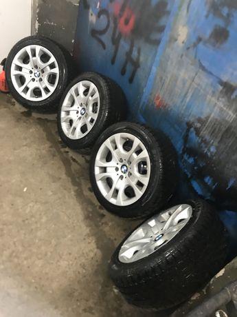 225/50 r17 run flat pirelli zima 5x120 koła 7mm