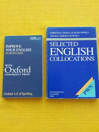 Język angielski po angielsku , nauka języka angielskiego. Oxford i PWN