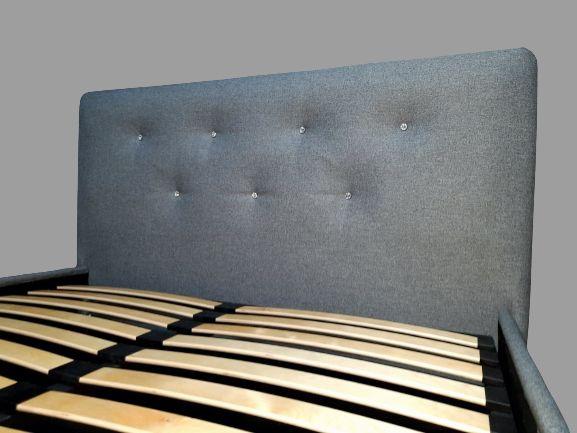 NOWE Łóżko tapicerowane 140 x 200