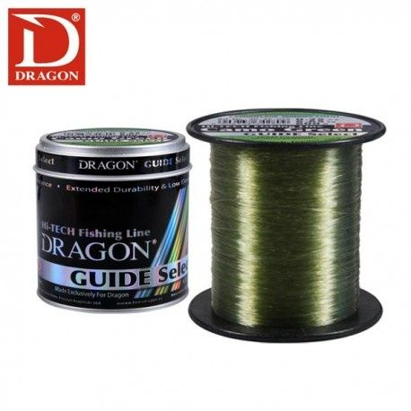 Żyłka Dragon Guide Select Camo Green 600m 0.35mm