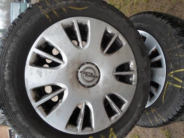 """Felgi Stalowe 15"""" ET 39 4x100 Opel VW Skoda Seat ..."""