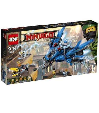 Детский конструктор The Lego Ninjago Movie Истребитель-молния 70614