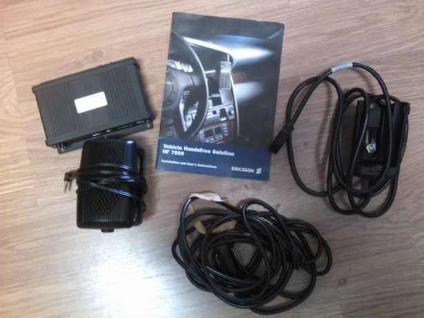 SONY Ericson Vehicle Handsfree Solution HF 7600