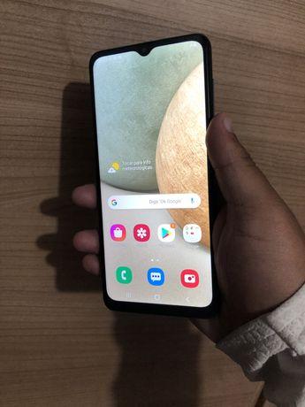 Samsung galaxy A12 como novo