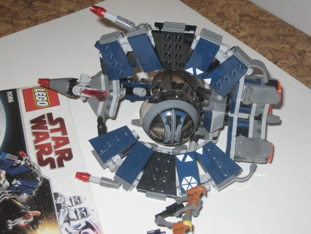 Lego Star Wars Droid Tri-Fighter 8086