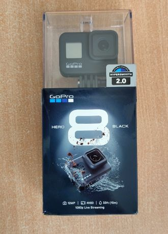 Новая GoPro HERO 8 Black