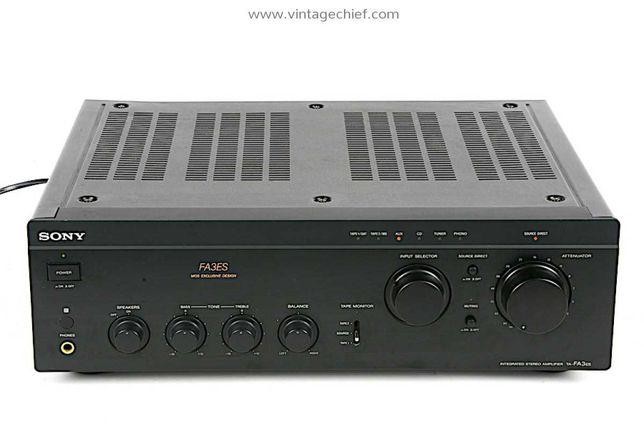 Amplificador sony ta-fa3es
