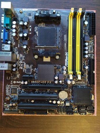 Płyta główna AsRock 960GC-GS FX