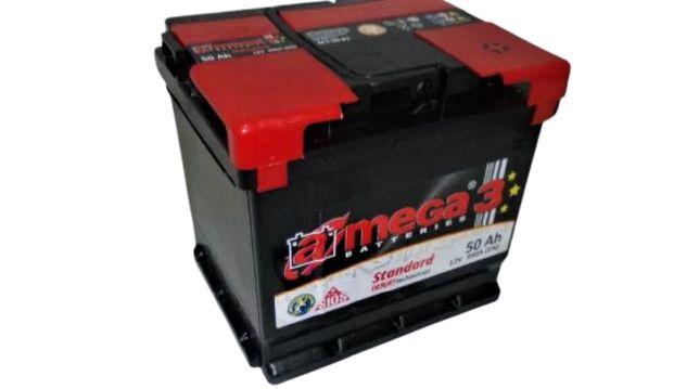 Akumulator AMEGA 3 Standard 50Ah 390A