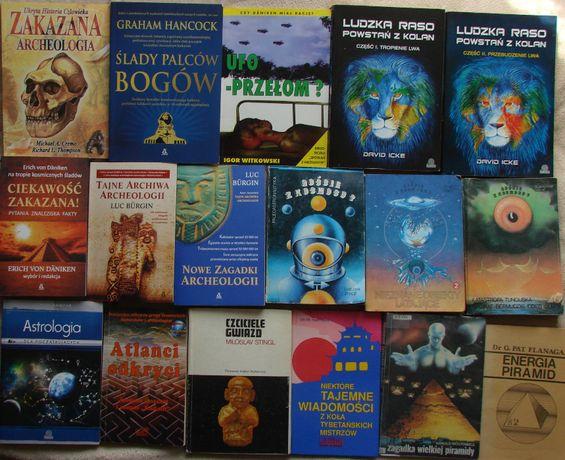 Cywilizacje starożytne, UFO itp... - książki