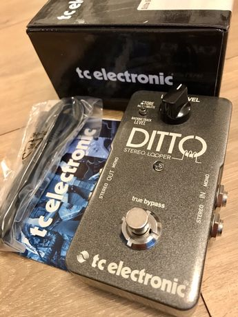 TC Electronic Ditto Looper Stereo