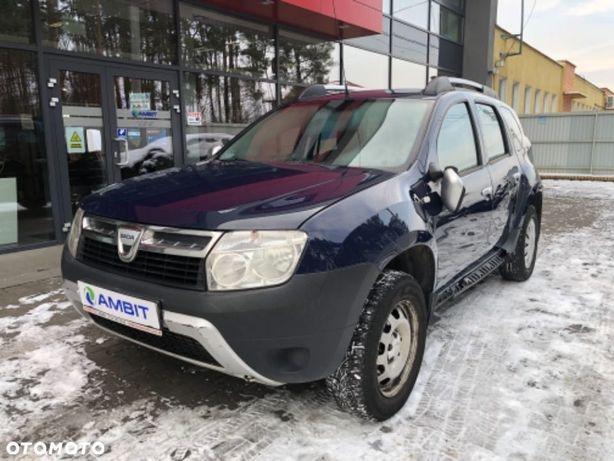 Dacia Duster 1.5DCI 86KM 2010R. Salon Polska auto zarejestrowane i ubezpieczone