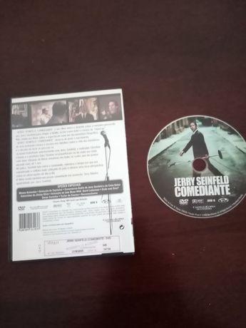 DVD Jerry Seinfeld Comediante