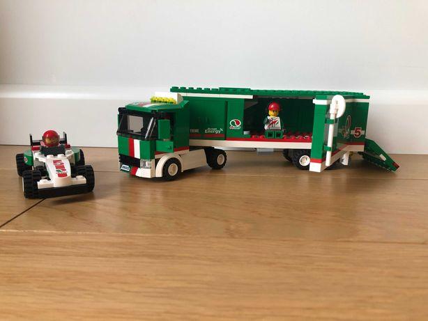 Ciężarówka TIR serwisowy PIT STOP Lego zestaw nr 60025