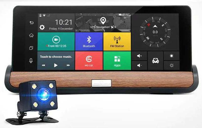 Видеорегистратор JUNSUN E26, на операционной системе Android
