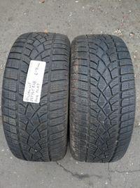 2x Opony zimowe Dunlop 3D 245/45R18 RUNFLAT Wysyłka MOntaż Wolsztyn