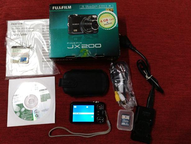 Фотоаппарат Fujifilm FinePix JX200