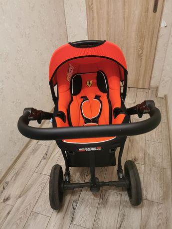 Wózek dziecięcy firmy BABYACTIVE MOMMY