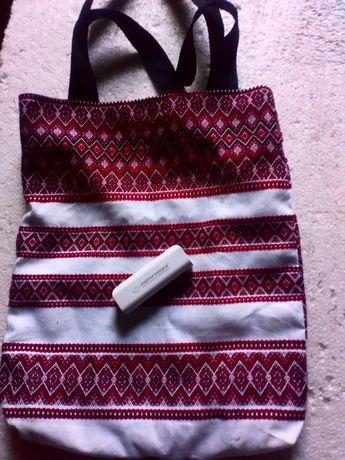 Продам сумку с подарком powerbank
