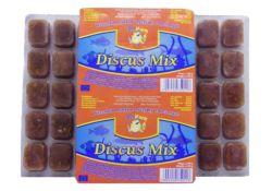 Discus mix (serca indycze i wołowe) - pokarm dla ryb blister 100g