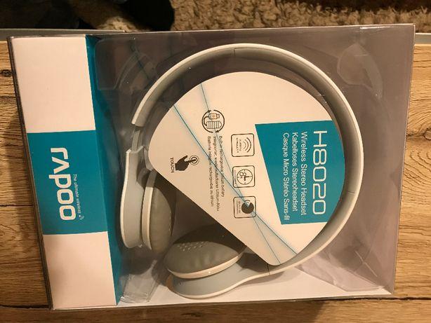 Słuchawki RAPOO H8020 bezprzewodowe do komputera