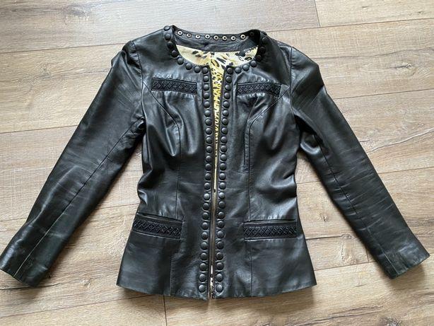 Куртка, курточка кожаная, натуральная кожа