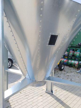 Silos paszowy 8 ton