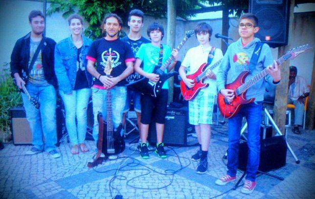 aulas de guitarra acustica ou eletrica
