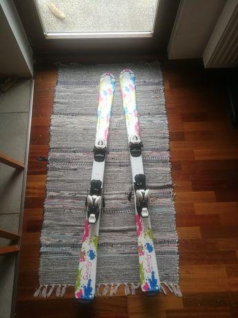 Komplet - buty narciarskie i narty ZESTAW!!!