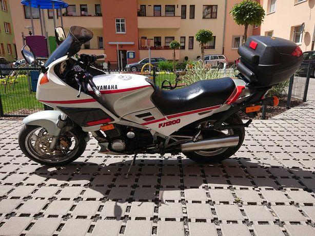 Yamaha FJ1200  sprawna 130 km,nowy akumulator,bieznik OC przeglad