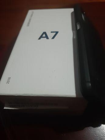 Telemóvel  Samsung A 7