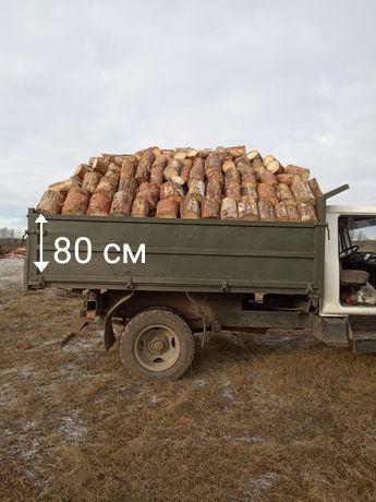 Дрова, рубаные, пиляные, 2 - метровые, Чернигов, Черниговская область