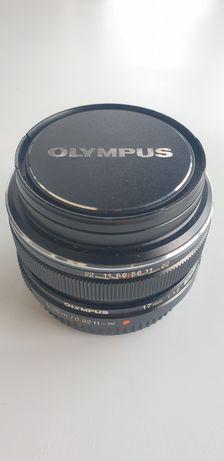 Objectiva olympus M. Zuiko 17mm F1.8