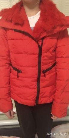 Продам куртку подросток