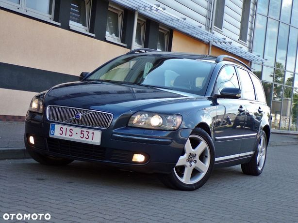 Volvo V50 Summum 2.0 Diesel 136KM # FULL OPCJA # opłacone