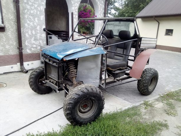 Rama buggy, zmota, 4x4, zamienie na quada, motocykl, rower elektryczny