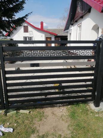 Murowanie i montaż ogrodzen