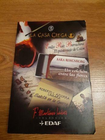 La casa ciega książka po hiszpańsku