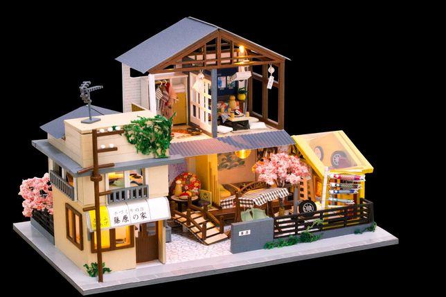 """Румбокс DIY House 3D-конструктор """" Initial Dream"""""""