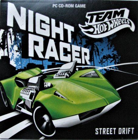 Night Racer. Street drift - gra od Hotweels