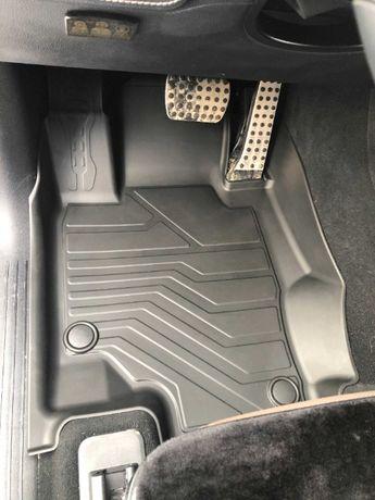 Коврики в салон 3D LUX для Mercedes-Benz ML- (W166)\GL- (X166)