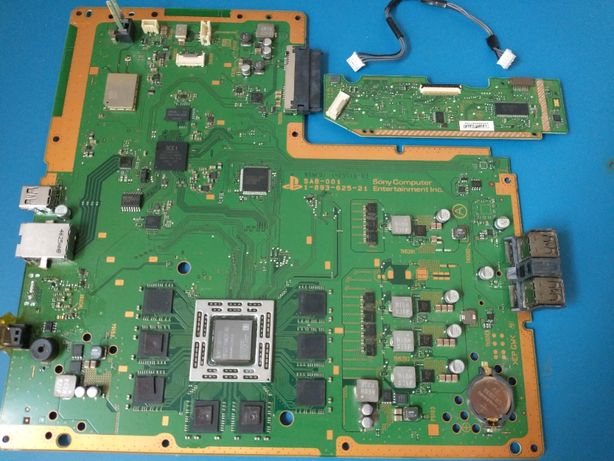 Płyta główna PS4 Playstation 4 SAB-001 plus elektronika napędu BDP-025