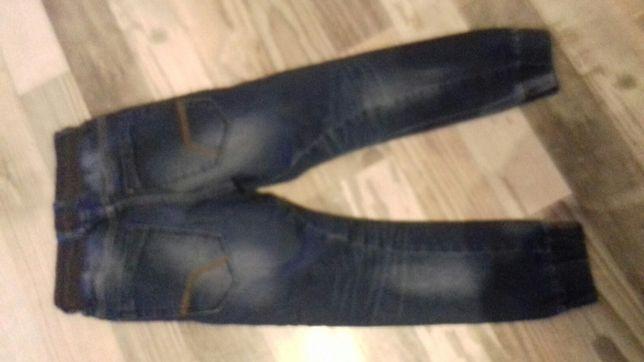 Spodnie h&m 128
