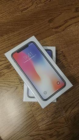 (Новый) iphone X (айфон 10) 64GB Neverlock
