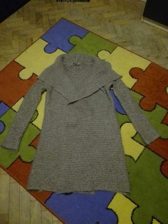 Kardigan sweter Bershaka