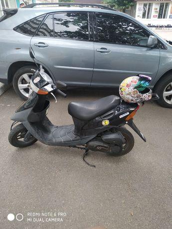 Мопед 50сс Suzuki let's 2