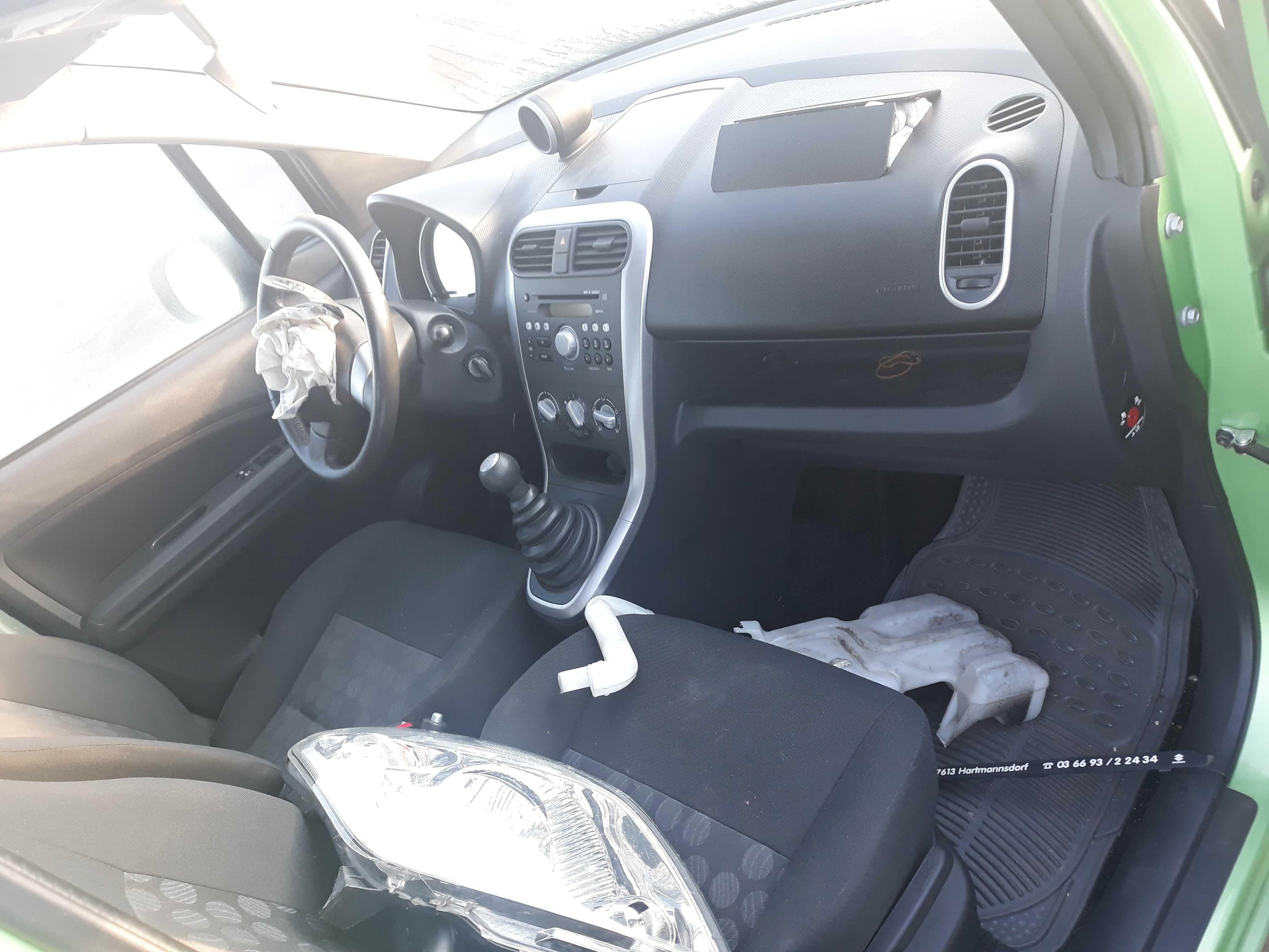 Suzuki Splash 09r caly na części