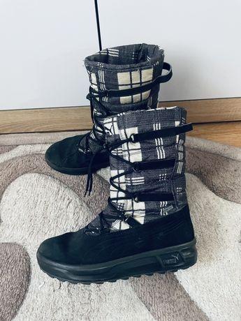 Зимние ботинки сапоги Puma оригинал