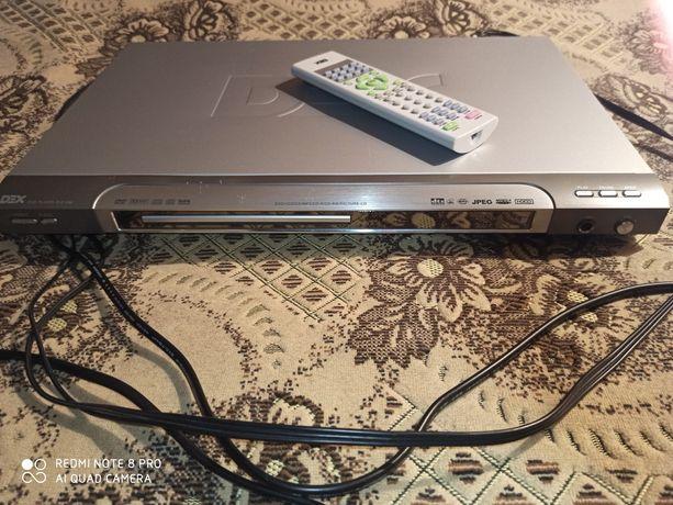 DVD плеер DEX с караоке